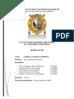 Trabajo Logística-Modelo SCOR_final