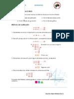 SESIÒN 3. SISTEMAS DE ECUACIONES 2DO A y B