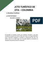 PRODUCTO TURÍSTICO DE BOGOTA.docx