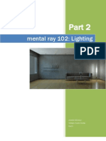 Mental Ray 102 Lighting