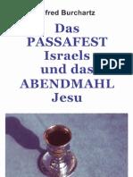Das Passafest Israels und das Abendmahl Jesu