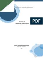 AP2-AA5-EV2 INFORME TECNICO PRESENTACION DEL CRONOGRAMA