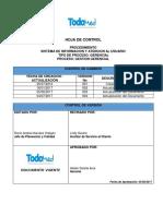 1-Sistema Información y Atención al Usuario Versión 004