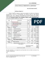 CARTA DE COTIZACION SOLITRUC