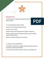 Examen del Curso MANIPULACION DE ALIMENTOS.docx