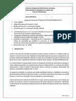 Actividad de Aprendizaje No. 1 Barreras en la comunicación y la Tecnología en la vida humana..pdf