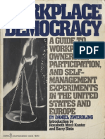 Workplace Democracy  A Guide to Workplace Ownership, Participation, and Self-management Experiments in the United States and Europe by Daniel Zwerdling (z-lib.org).pdf