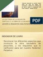 Lección 4_ Requisitos cualitativos del redentor.pptx