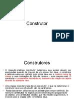 Conceitos de Orientação a Objeto - Parte 5 - Construtores (1).ppt