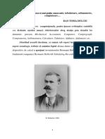 O Istorie Românească Mai Puțin Cunoscută