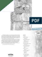 Age of Wonders 1 Manual