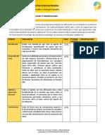 U2A1. Rubrica evaluacion