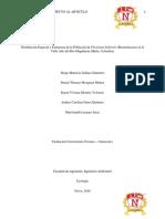 Taller Grupal Artículo Científico - Ecologia - Diego Mauricio Salinas