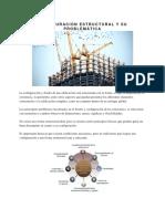 Configuracion estructural
