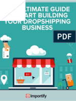 Importify-The Ultimate Guide to Start Building Your Dropshipping Business- UPDATED Nov 2018.pdf