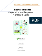 General - Pandemic Flu Citizens Guide