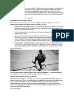 consejos para mejorar en el ciclismo