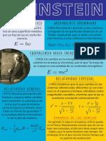 Cartel Einstein