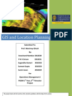 GIS and Location Planning