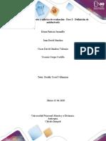 Calculo integral Fase 2 Definición de Antiderivada_colaborativo final