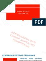 pendekatan dan teknik supervisi pendidikan.pptx