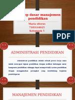 Konsep dasar manajemen pendidikan.pptx