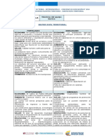 5. Matriz DOFA Territorial diligenciada