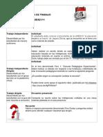 Agenda U4