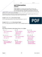 Linear Relations and Functions answers