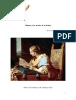 Mujeres en la historia de la ciencia