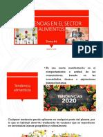 4. TENDECIAS EN EL SECTOR ALIMENTOS - Presentación.pdf