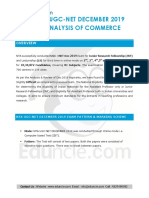 Paper Analysis  of NTA UGC -NET COMMERCE December 2019.pdf