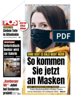 Hamburger Morgenpost - 15-04-2020 - German