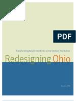 Redesigning Ohio FINAL 12-2010