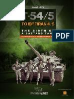 T545 to IDF Tiran 45