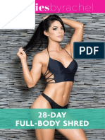 BBR 28 Day Full-Body Shred