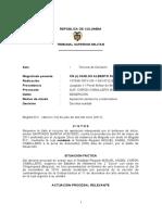 TSM 157048 del 14-jul-11 Deserción, Nulidad, Favorabilidad.  MP. Carlos Dulce