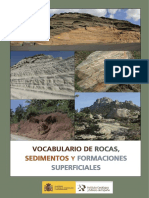 Vocabulario de rocas edición final