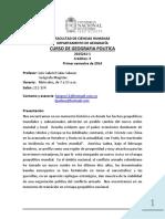 2015241- Geografía Política Luis Gabriel Salas
