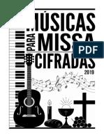 APOSTILA MISSA 2019