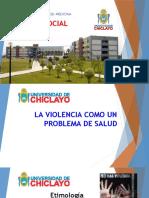 LA VIOLENCIA -SEMANA 2