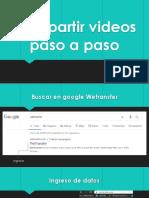 Compartir videos paso a paso
