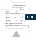 Lista 2 - Calculo II(EGM) (2017-1) (1)