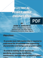 Power Cable Engineering