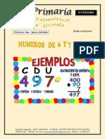 NUMEROS  HASTA 999.999