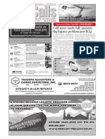 PortCalls April 20 Issue