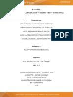 Actividad 7 FLUJOGRAMA EXAMENES OCUPACIONALES