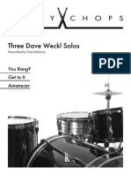 ThreeDaveWecklSolos_TonyRobinson