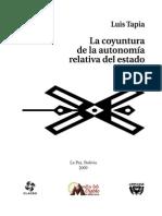 Coyuntura de Autonomia Tapia
