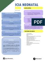 ICTERICIA NEONATAL- Resumen BlueMed